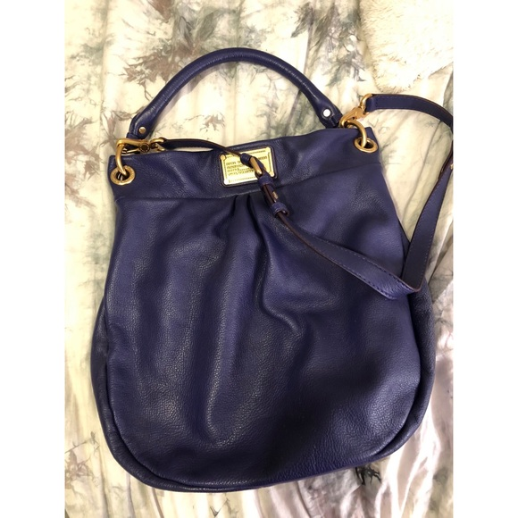 e8c10690bd9 Marc By Marc Jacobs Bags | Purple Hillier Hobo Bag | Poshmark